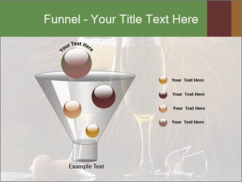 Romantic Evening With Champagne PowerPoint Templates - Slide 63