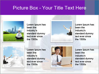 Successful And Handsome Businessman PowerPoint Templates - Slide 14