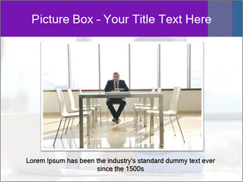 Successful And Handsome Businessman PowerPoint Templates - Slide 15