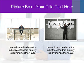 Successful And Handsome Businessman PowerPoint Templates - Slide 18