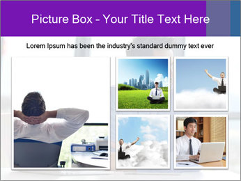 Successful And Handsome Businessman PowerPoint Templates - Slide 19