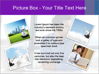 Successful And Handsome Businessman PowerPoint Templates - Slide 24