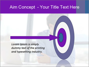 Successful And Handsome Businessman PowerPoint Templates - Slide 83