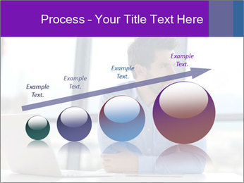 Successful And Handsome Businessman PowerPoint Templates - Slide 87