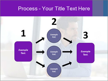 Successful And Handsome Businessman PowerPoint Templates - Slide 92