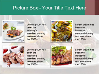 Tasty Ribs PowerPoint Template - Slide 14