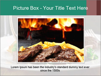 Tasty Ribs PowerPoint Template - Slide 15