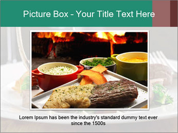 Tasty Ribs PowerPoint Template - Slide 16