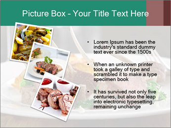 Tasty Ribs PowerPoint Template - Slide 17