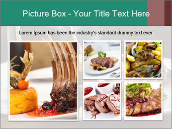 Tasty Ribs PowerPoint Template - Slide 19