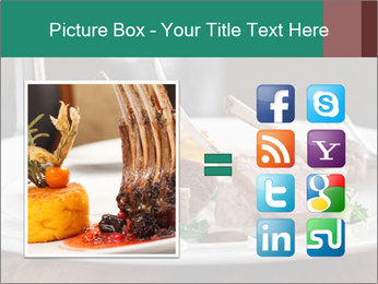 Tasty Ribs PowerPoint Template - Slide 21