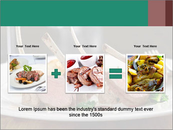 Tasty Ribs PowerPoint Template - Slide 22