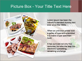 Tasty Ribs PowerPoint Template - Slide 23