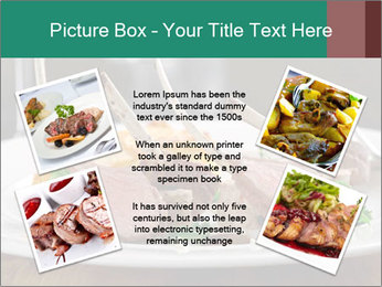 Tasty Ribs PowerPoint Template - Slide 24