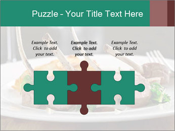Tasty Ribs PowerPoint Template - Slide 42
