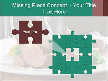 Tasty Ribs PowerPoint Template - Slide 45