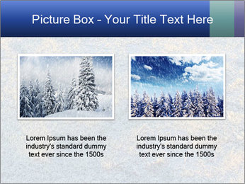 Winter Frosty Morning PowerPoint Template - Slide 18