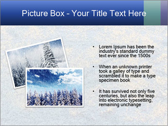 Winter Frosty Morning PowerPoint Template - Slide 20