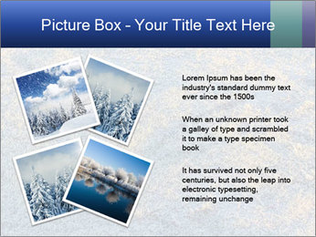 Winter Frosty Morning PowerPoint Template - Slide 23