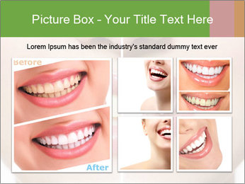 Teeth Before And After PowerPoint Template - Slide 19