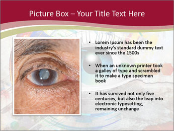 Abstract Eye PowerPoint Template - Slide 13