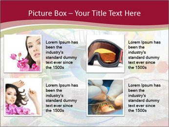 Abstract Eye PowerPoint Template - Slide 14