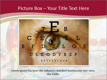 Abstract Eye PowerPoint Template - Slide 16