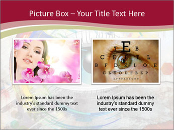Abstract Eye PowerPoint Template - Slide 18