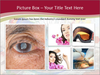 Abstract Eye PowerPoint Template - Slide 19
