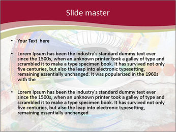Abstract Eye PowerPoint Template - Slide 2