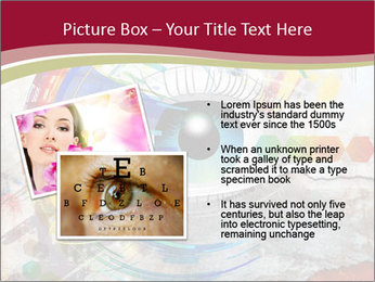 Abstract Eye PowerPoint Template - Slide 20