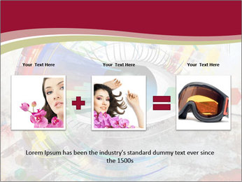Abstract Eye PowerPoint Template - Slide 22