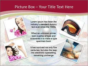 Abstract Eye PowerPoint Template - Slide 24