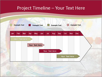 Abstract Eye PowerPoint Template - Slide 25