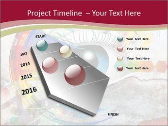 Abstract Eye PowerPoint Template - Slide 26