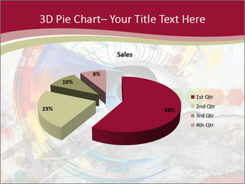 Abstract Eye PowerPoint Template - Slide 35