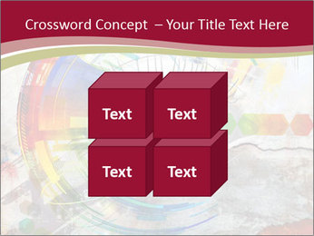 Abstract Eye PowerPoint Template - Slide 39