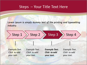 Abstract Eye PowerPoint Template - Slide 4
