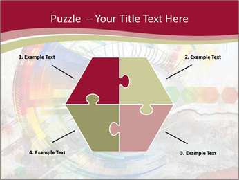 Abstract Eye PowerPoint Template - Slide 40