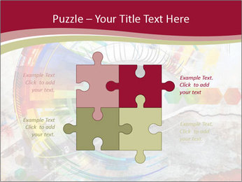 Abstract Eye PowerPoint Template - Slide 43
