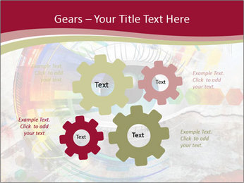 Abstract Eye PowerPoint Template - Slide 47