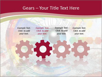 Abstract Eye PowerPoint Template - Slide 48