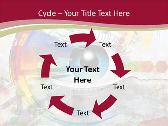 Abstract Eye PowerPoint Template - Slide 62