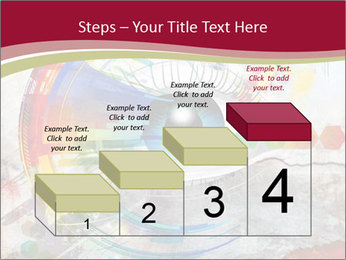 Abstract Eye PowerPoint Template - Slide 64