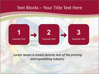 Abstract Eye PowerPoint Template - Slide 71