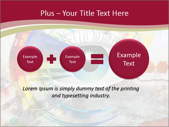 Abstract Eye PowerPoint Template - Slide 75
