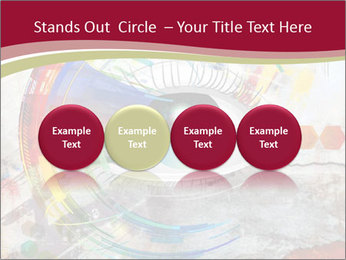 Abstract Eye PowerPoint Template - Slide 76