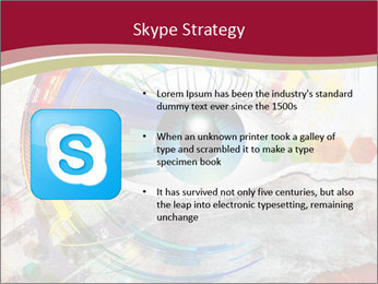 Abstract Eye PowerPoint Template - Slide 8
