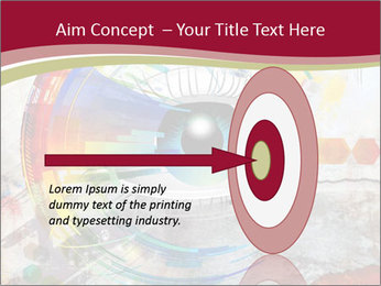 Abstract Eye PowerPoint Template - Slide 83