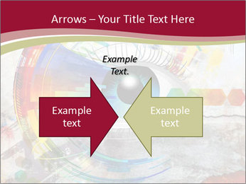 Abstract Eye PowerPoint Template - Slide 90